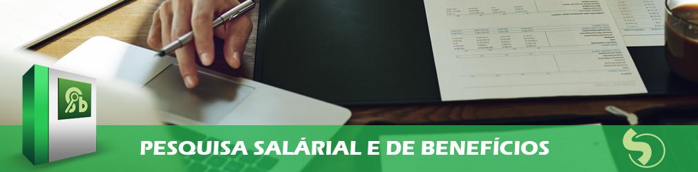 Pesquisa salarial e de benefícios